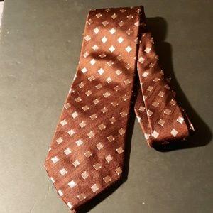 Giorgio Armani 100% Italian silk tie